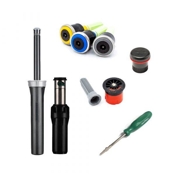 Rotors, Sprays and Nozzles